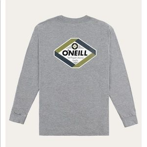 Men's O'Neill tall boy long sleeve T-shirt